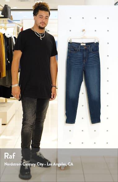 Roadtripper High Rise Ankle Zip Jeans, sales video thumbnail