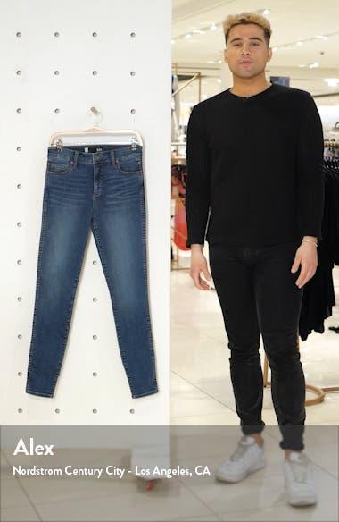 Mia Fab Ab High Waist Distressed Skinny Jeans, sales video thumbnail