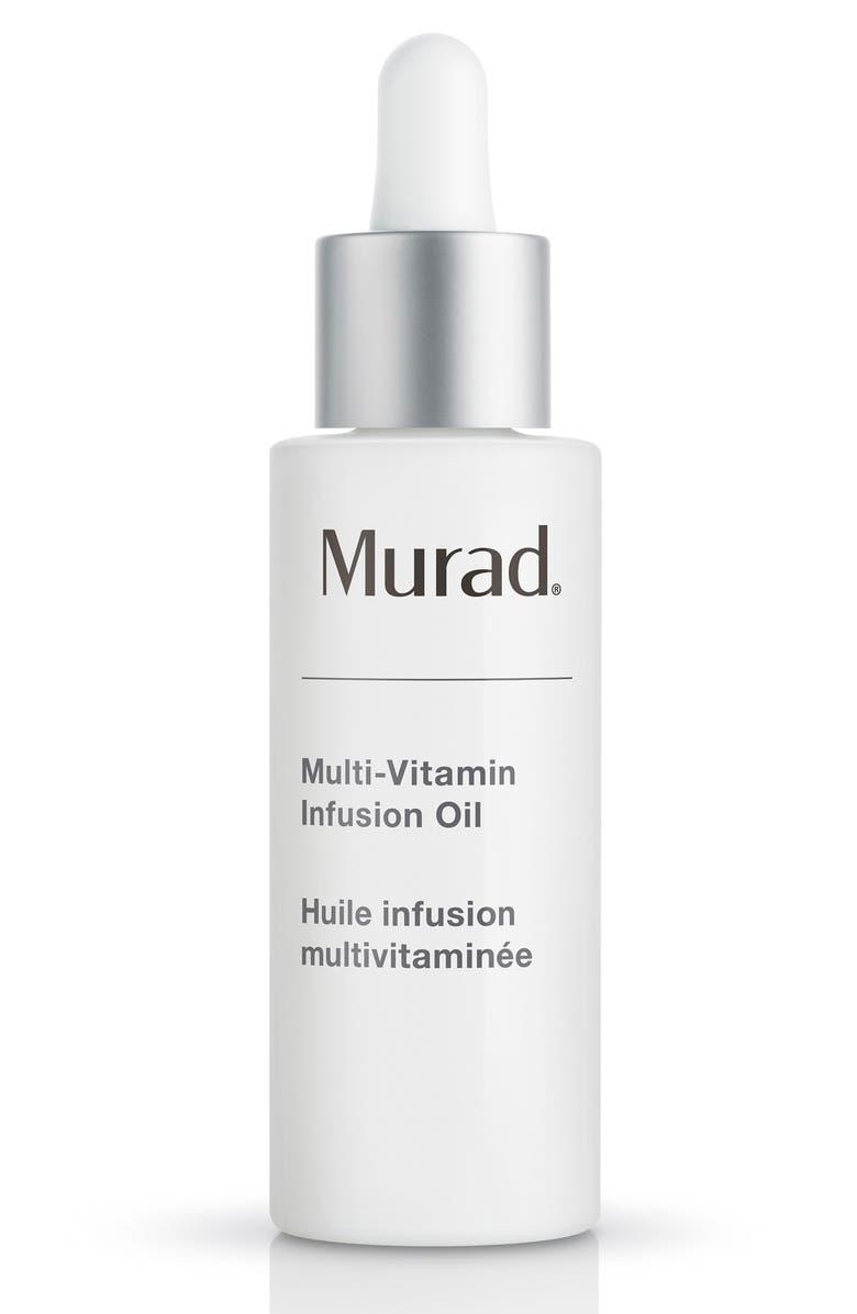 MURAD<SUP>®</SUP> Murad Multi-Vitamin Infusion Oil, Main, color, NO COLOR