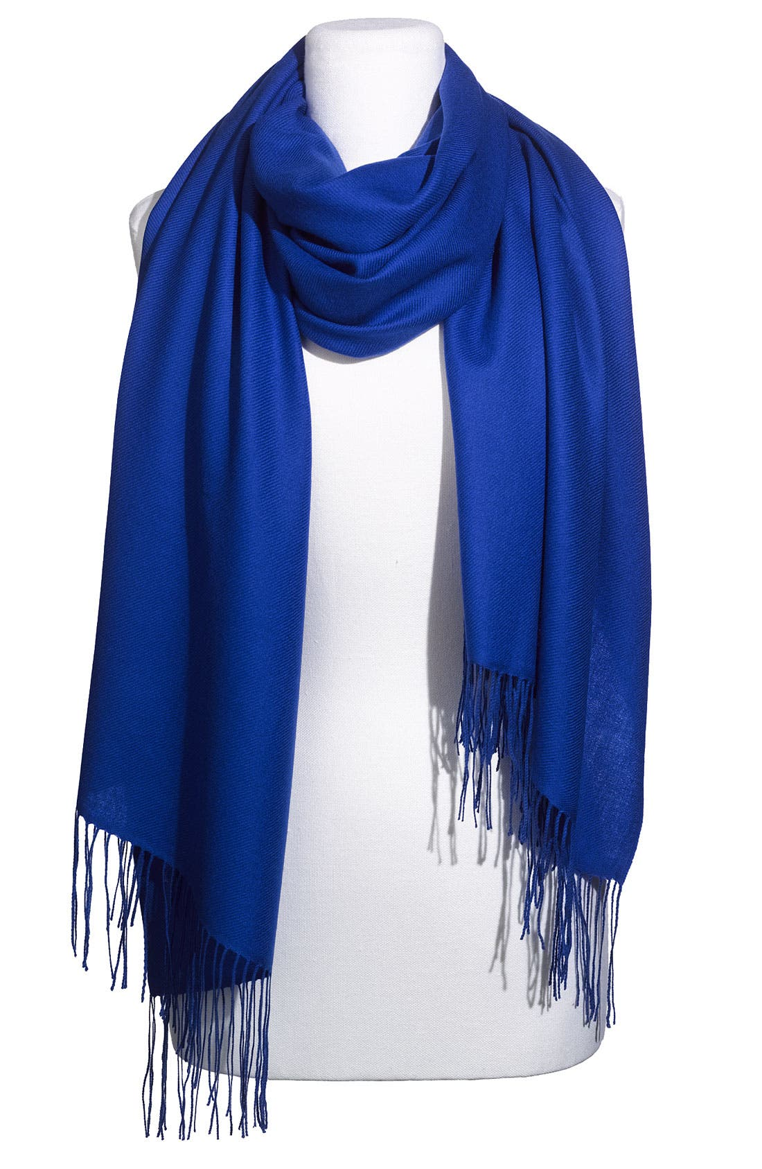 ,                             Tissue Weight Wool & Cashmere Wrap,                             Main thumbnail 73, color,                             401