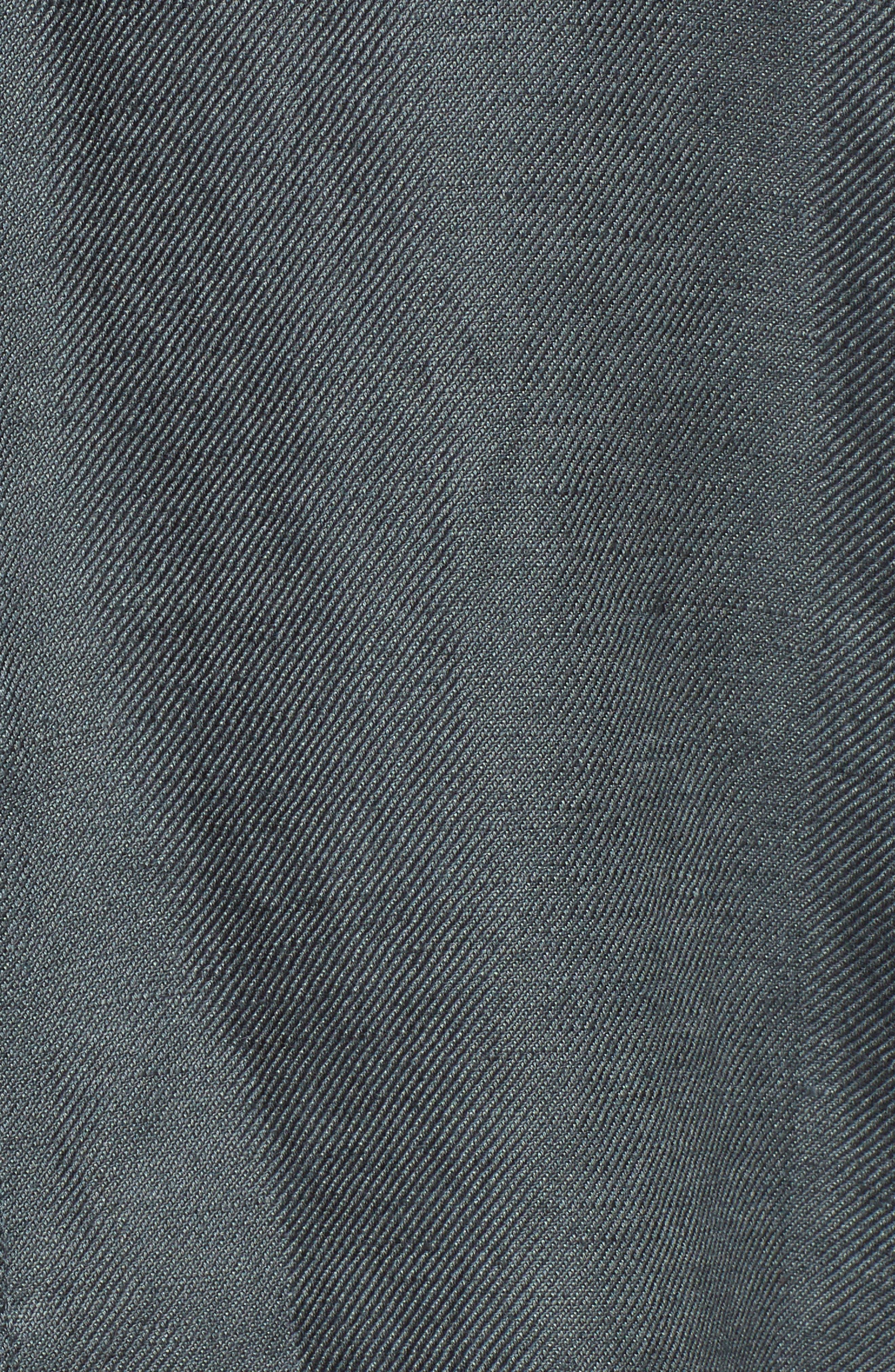 ,                             Oversize Military Jacket,                             Alternate thumbnail 6, color,                             GREY URBAN