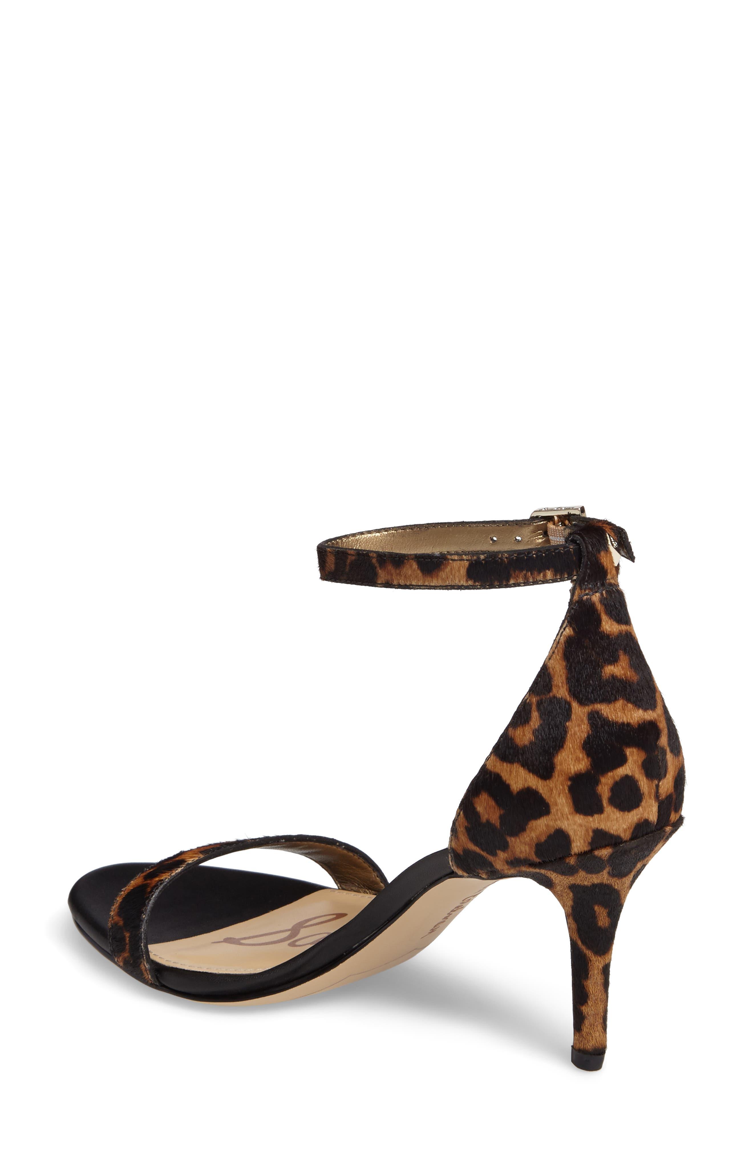 ,                             'Patti' Ankle Strap Sandal,                             Alternate thumbnail 163, color,                             201