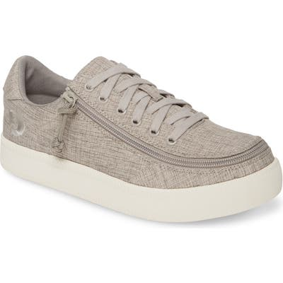 Billy Footwear Classic Lo Sneaker, Grey