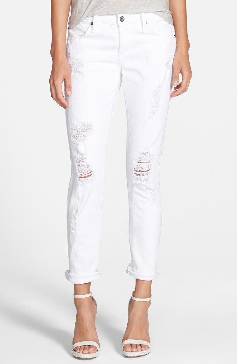 search for official on feet images of select for newest 'Neo Beau' Stretch Boyfriend Jeans