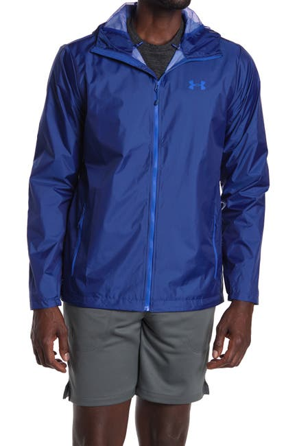 Image of Under Armour Forefront Rain Jacket