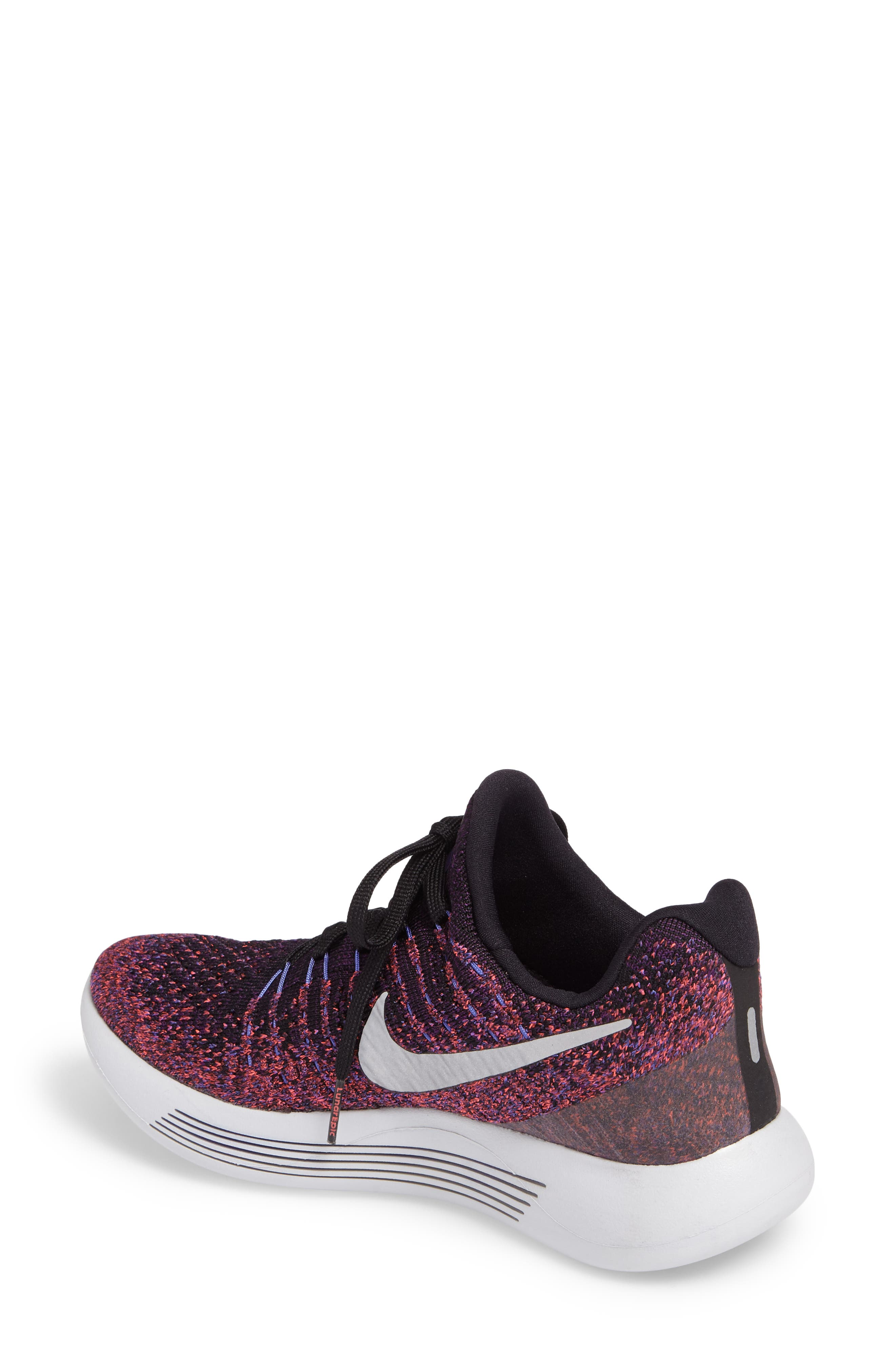 ,                             LunarEpic Low Flyknit 2 Running Shoe,                             Alternate thumbnail 18, color,                             015