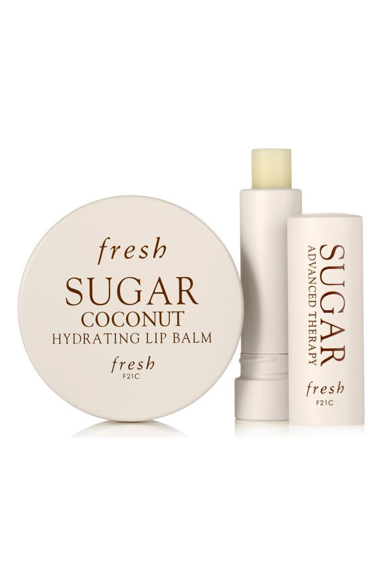 FRESH<SUP>®</SUP> Moisturizing & Hydrating Lip Kit, Main, color, NO COLOR