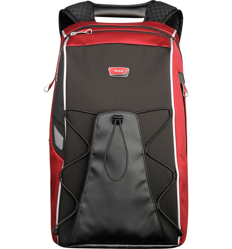 TUMI 'Ducati Tank - Medium' Backpack, Main, color, 630