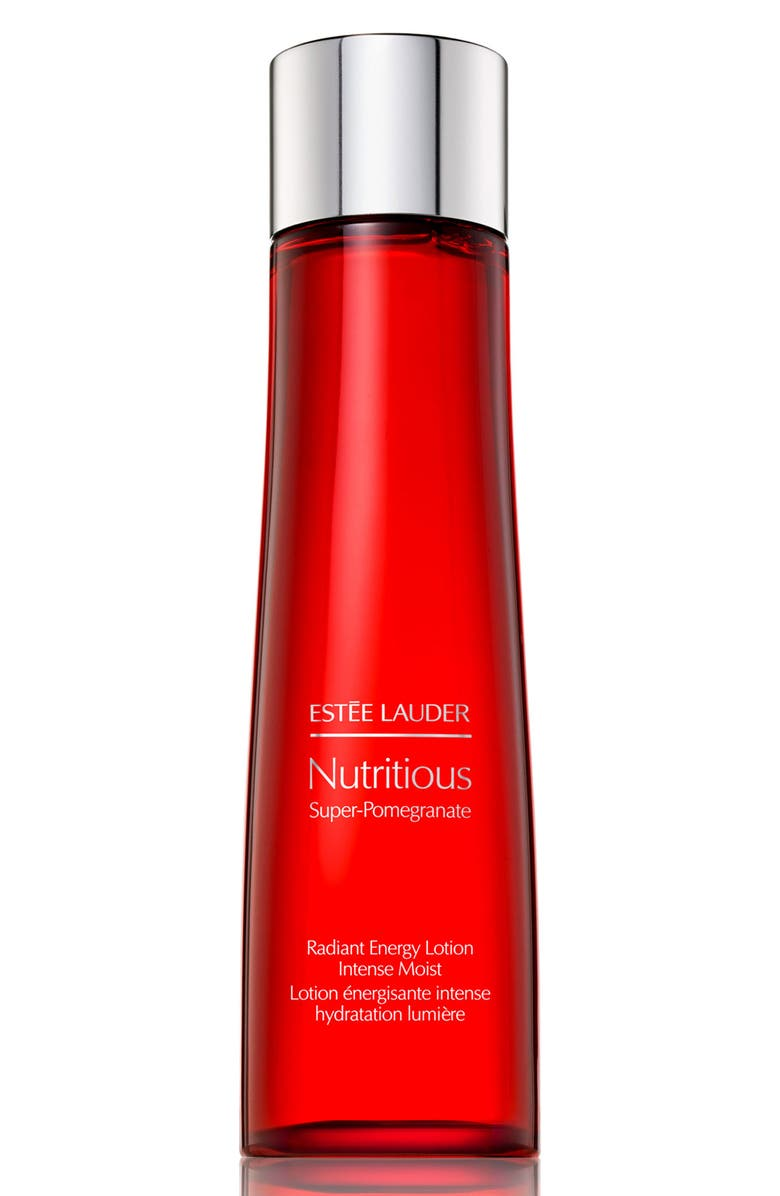 ESTÉE LAUDER Nutritious Super-Pomegranate Radiant Energy Lotion Intense Moisture, Main, color, NO COLOR
