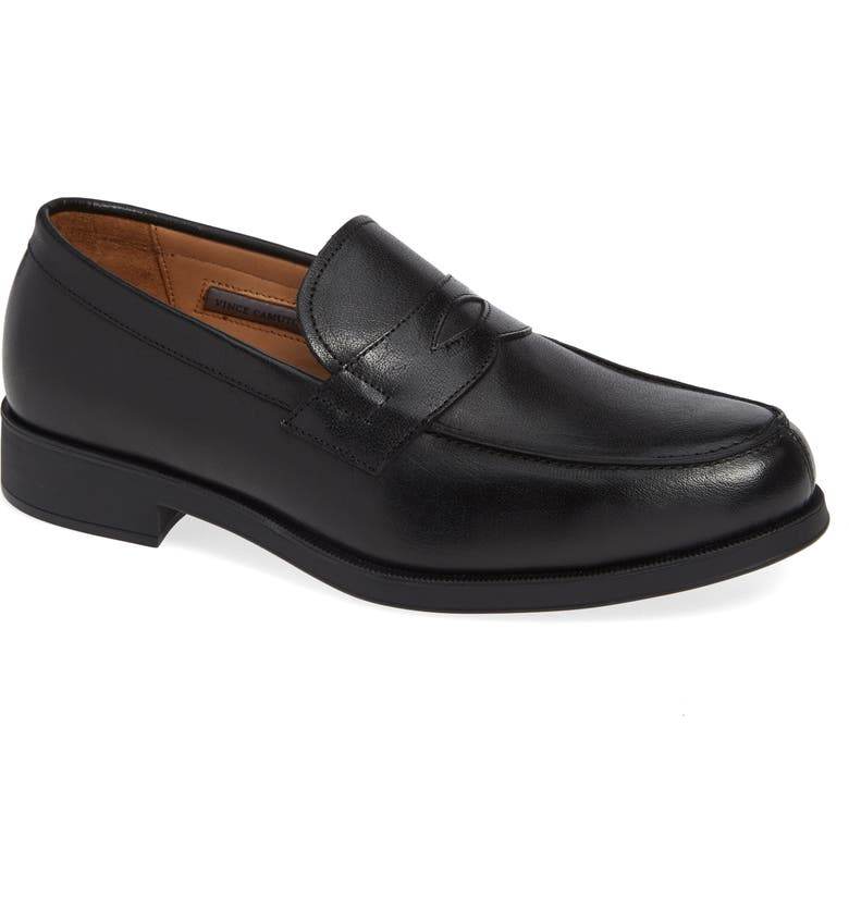 VINCE CAMUTO Nait Penny Loafer, Main, color, 001