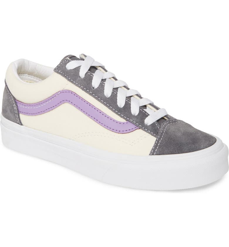VANS Retro Sport Style 36 Sneaker, Main, color, QUIET SHADE/ FAIRY WREN