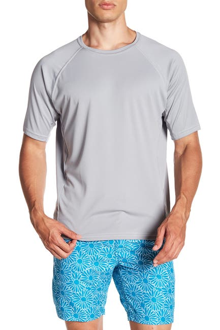 Image of BEACH BROS Short Sleeve Swim T-Shirt