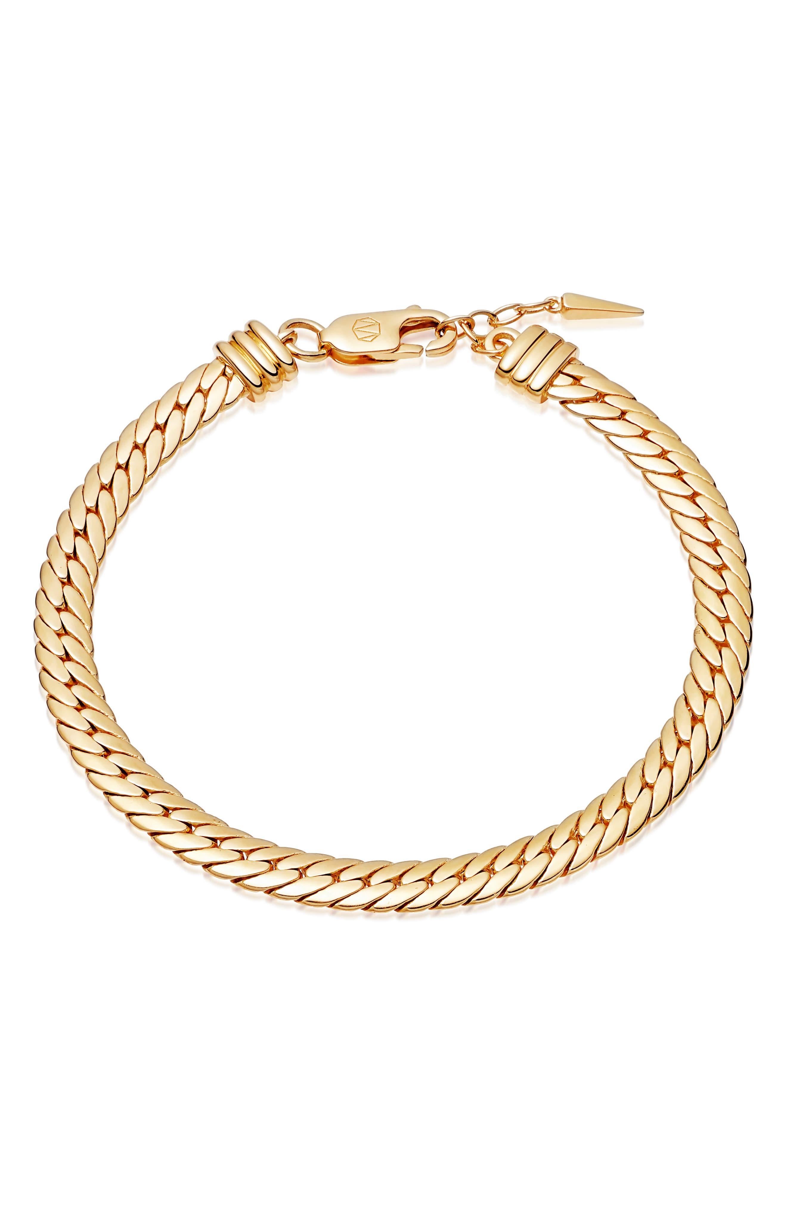 Camail Snake Chain Bracelet