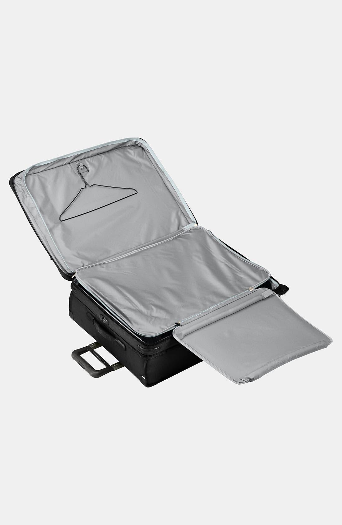 ,                             Large Baseline Expandable 28-Inch Rolling Packing Case,                             Alternate thumbnail 7, color,                             BLACK