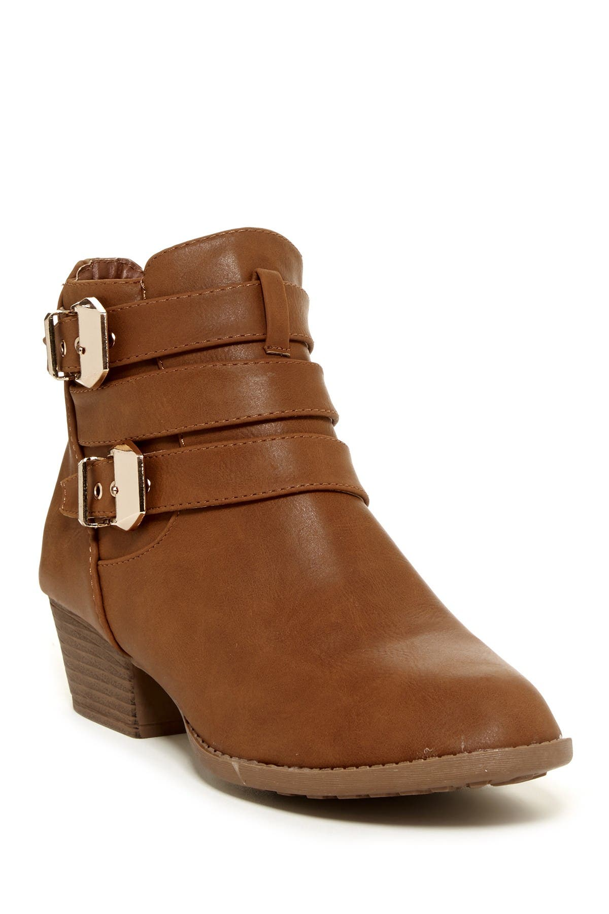 Image of Top Moda CL Buckle Bootie