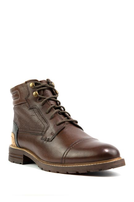 Image of Crevo Lackland Leather Boot