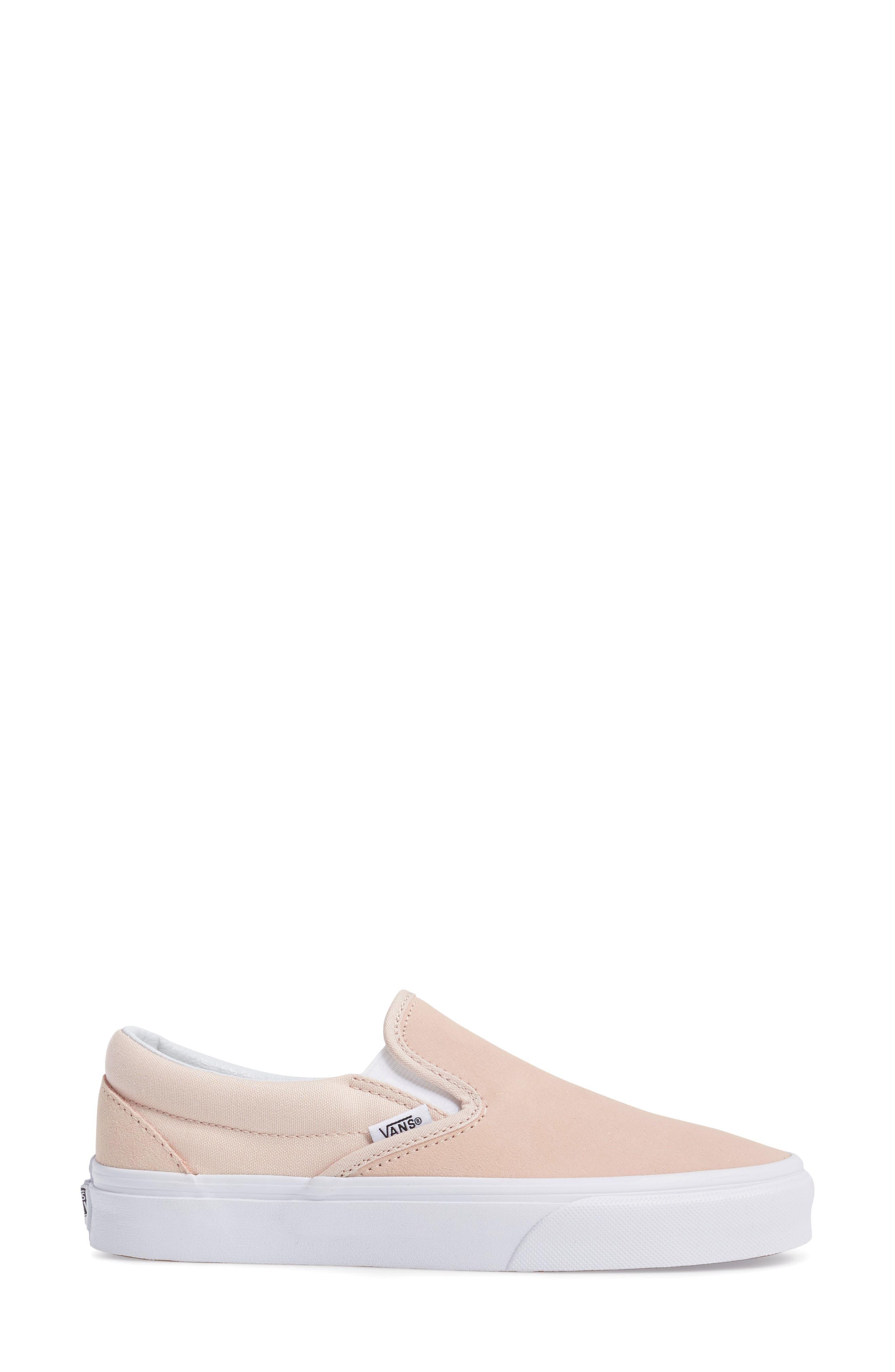 ,                             Classic Slip-On Sneaker,                             Alternate thumbnail 420, color,                             657