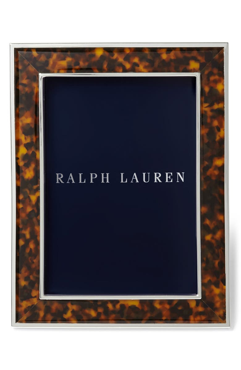 RALPH LAUREN Lily Picture Frame, Main, color, 200