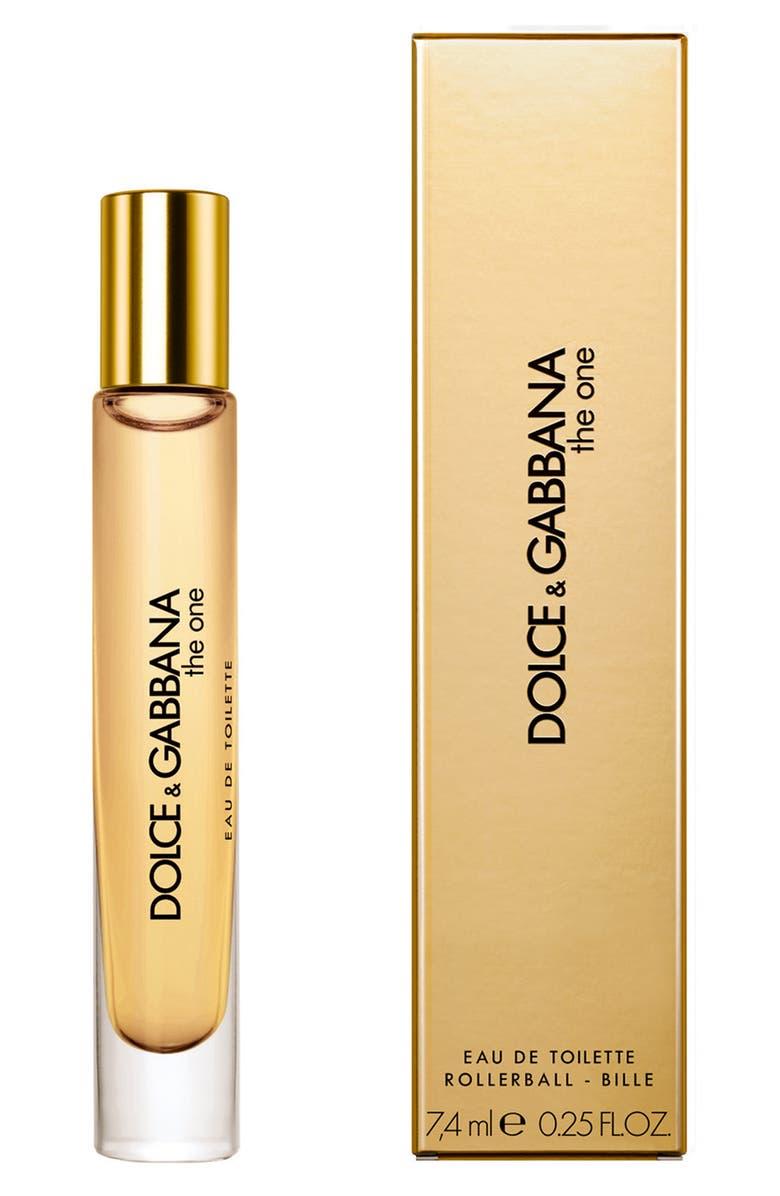 DOLCE&GABBANA BEAUTY Dolce&Gabbana The One Eau de Toilette, Main, color, NO COLOR
