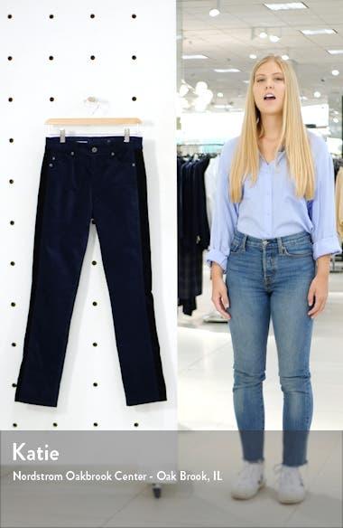 Mari Tuxedo Stripe Pants, sales video thumbnail