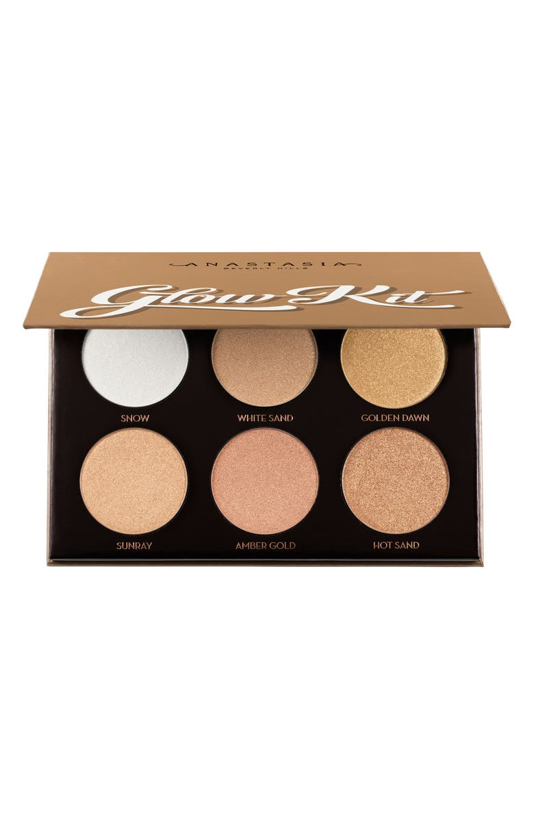 ANASTASIA BEVERLY HILLS Ultimate Glow Kit, Main, color, 250