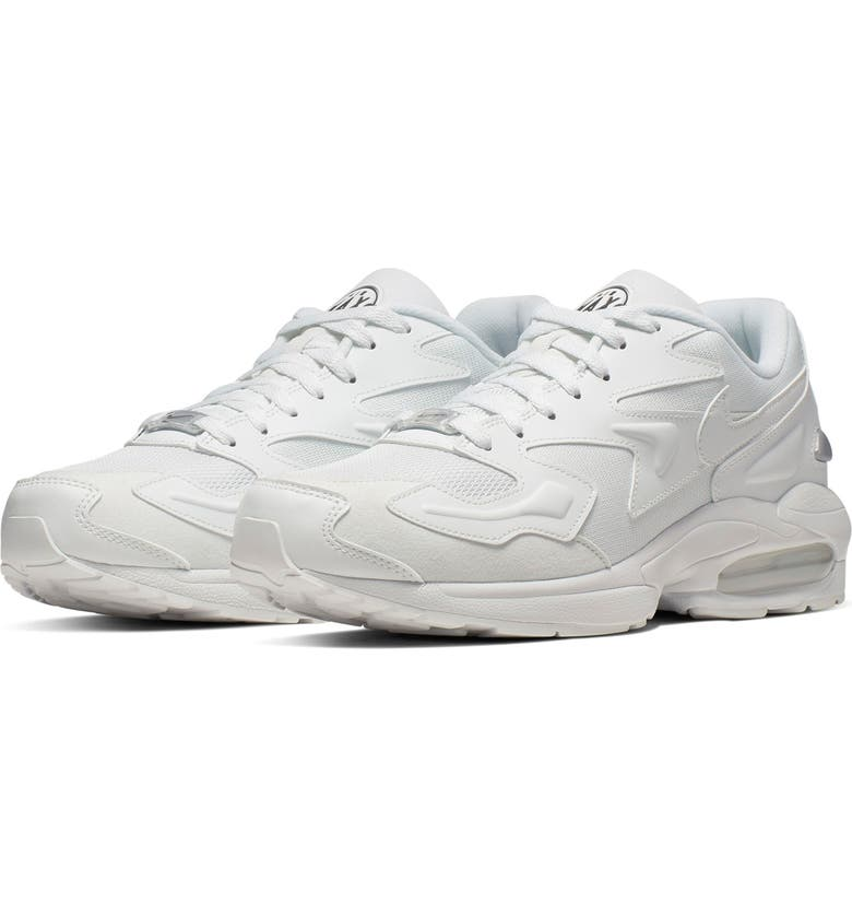 NIKE Air Max2 Light Sneaker, Main, color, OFF WHITE/ OFF WHITE
