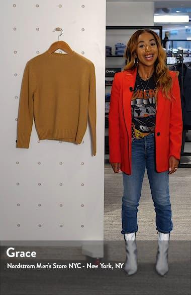 '40s Crewneck Sweater, sales video thumbnail