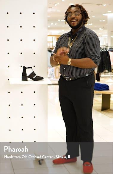 Douglas Cutout Bootie, sales video thumbnail