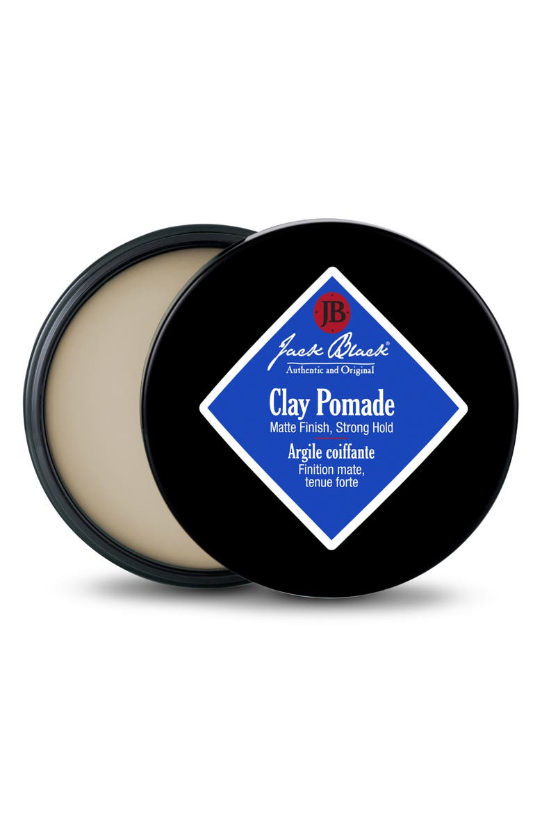 JACK BLACK Clay Pomade, Main, color, 000