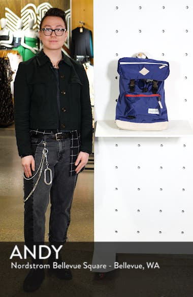 Eastpack Rowlo Backpack, sales video thumbnail