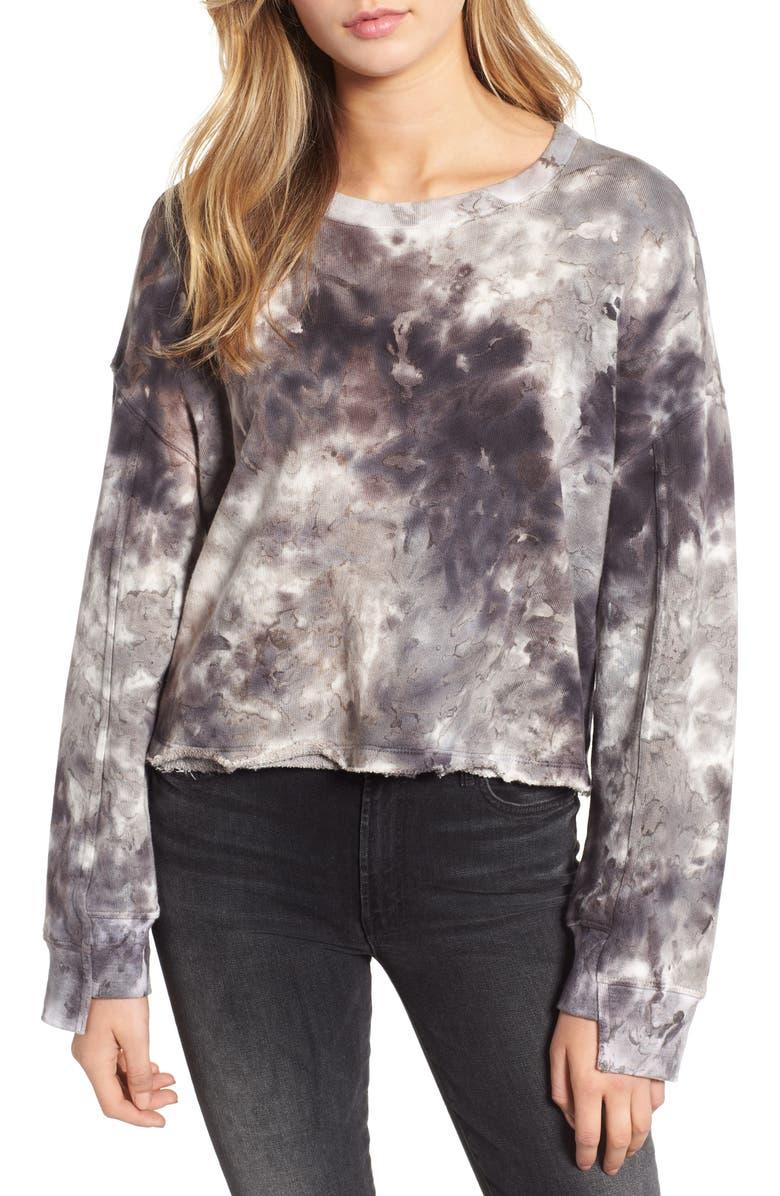 SPLENDID Mineral Wash Sweatshirt, Main, color, 061