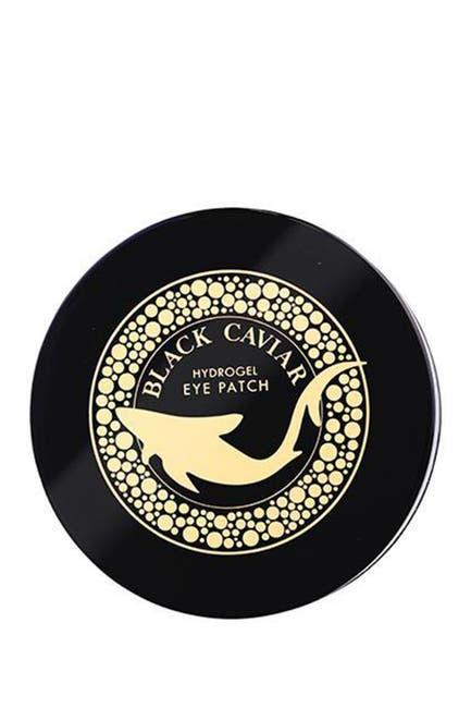 Image of I'M MIMI INTERNATIONAL Black Caviar Hydro Gel Eye Patch