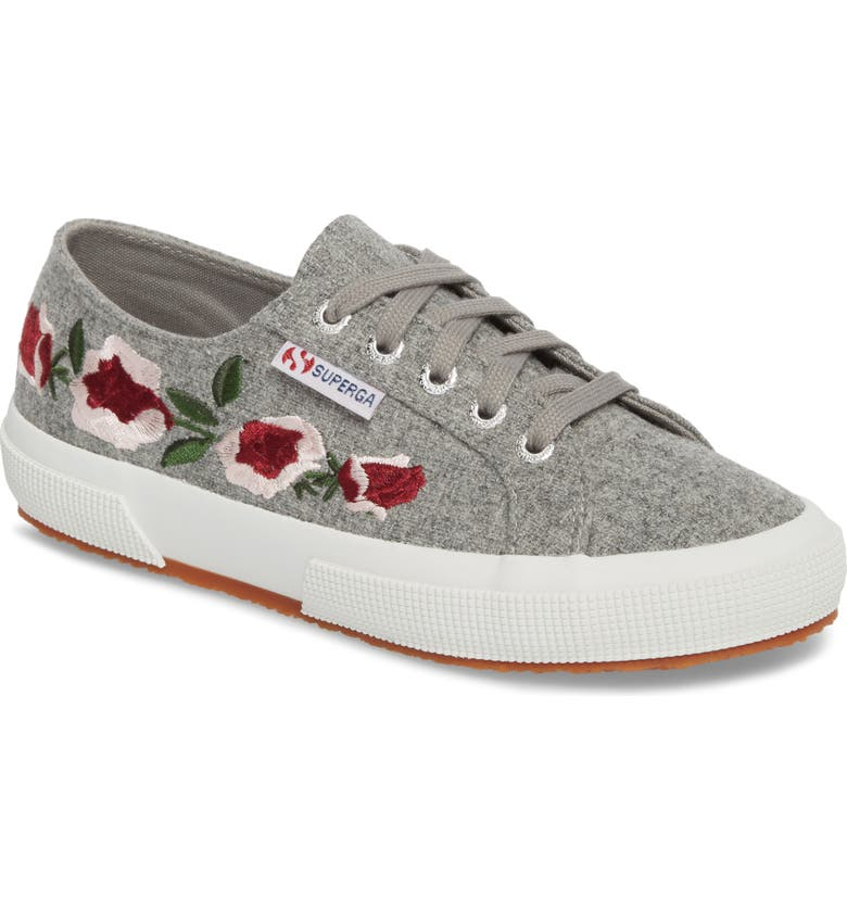 SUPERGA 2750 Embroidered Sneaker, Main, color, 022