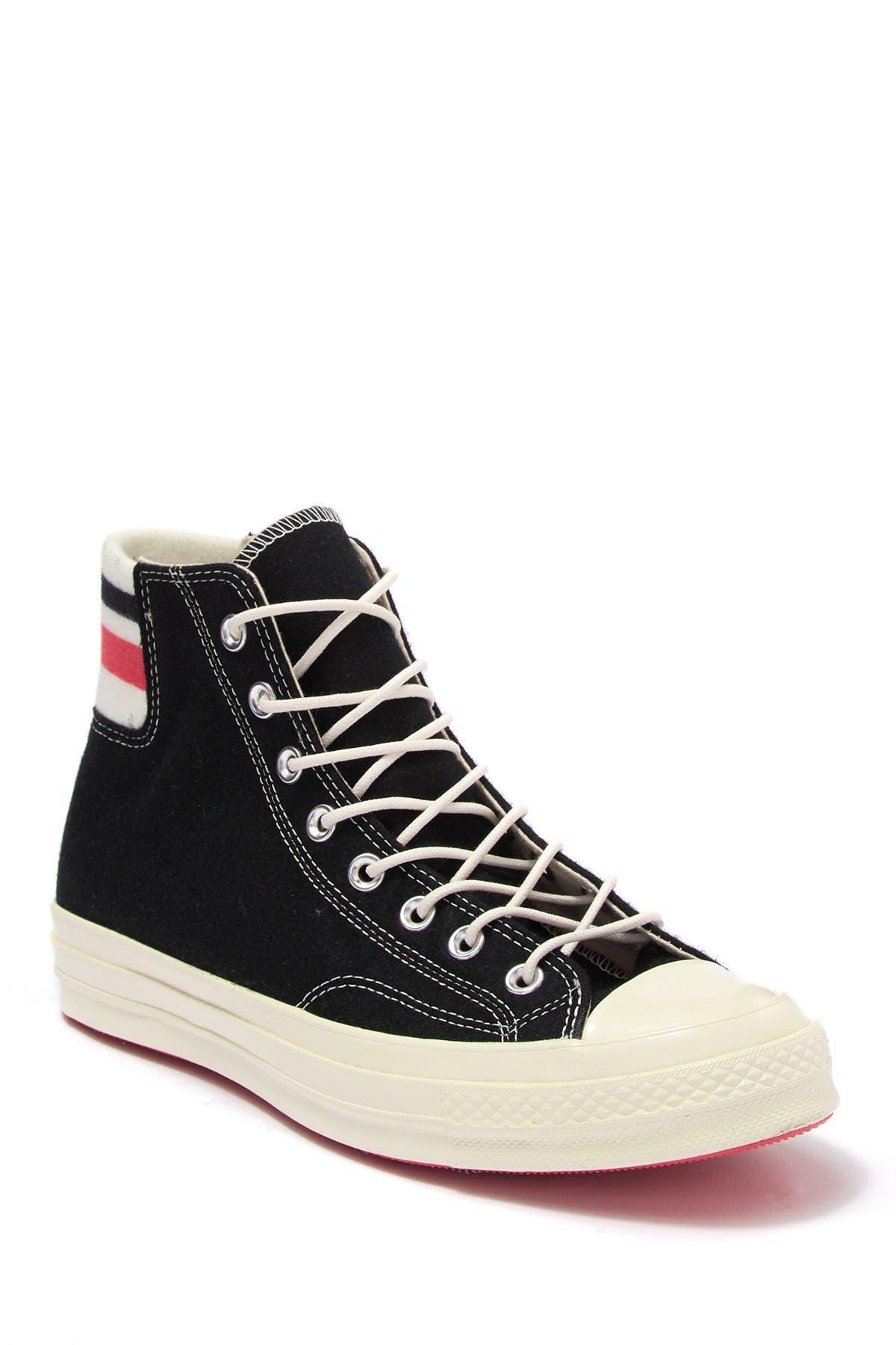 Converse | Chuck 70 Wool Hi Top Sneaker