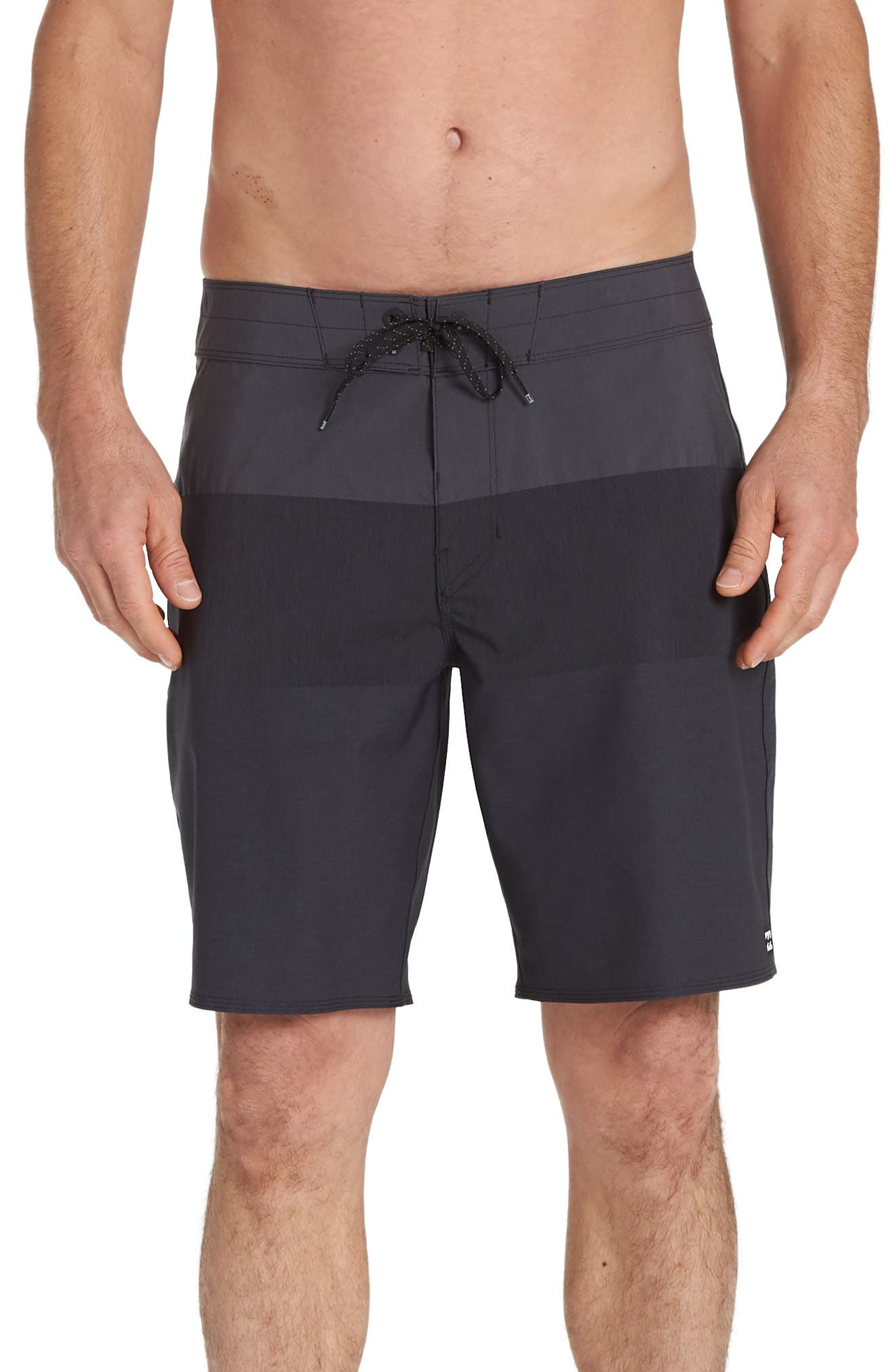 Billabong Airlite Board Shorts, Black