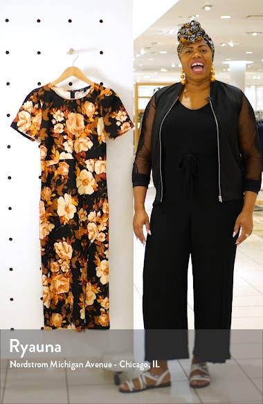 x Fall Refresh Puff Sleeve Dress, sales video thumbnail
