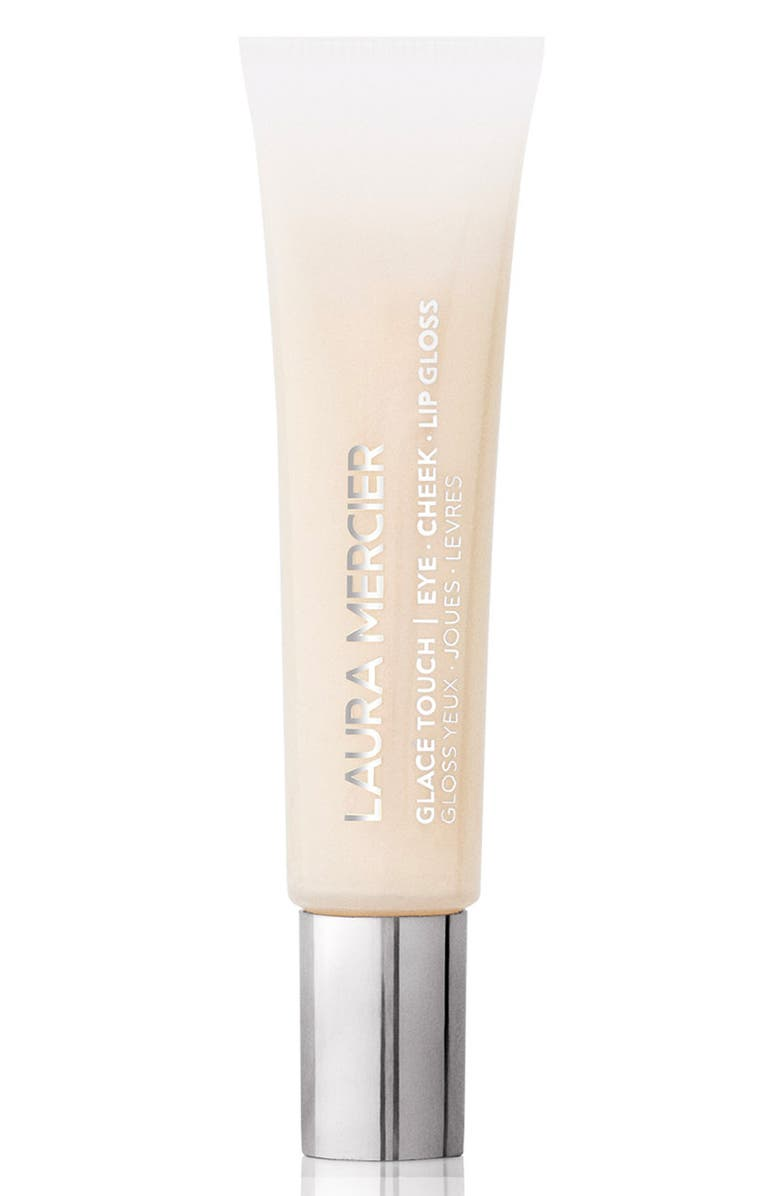 LAURA MERCIER Mediterranean Escape Glacé Touch Gloss, Main, color, LAISSX FAIR