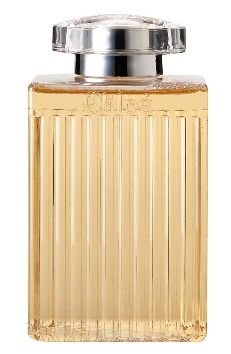 CHLOÉ Perfumed Shower Gel, Main, color, NO COLOR