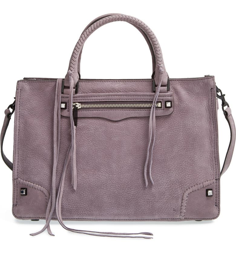 REBECCA MINKOFF 'Regan' Satchel, Main, color, 500