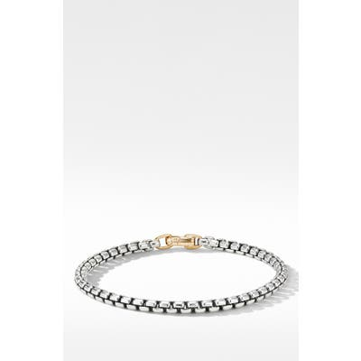 David Yurman Bel Aire Bracelet With 14K Yellow Gold