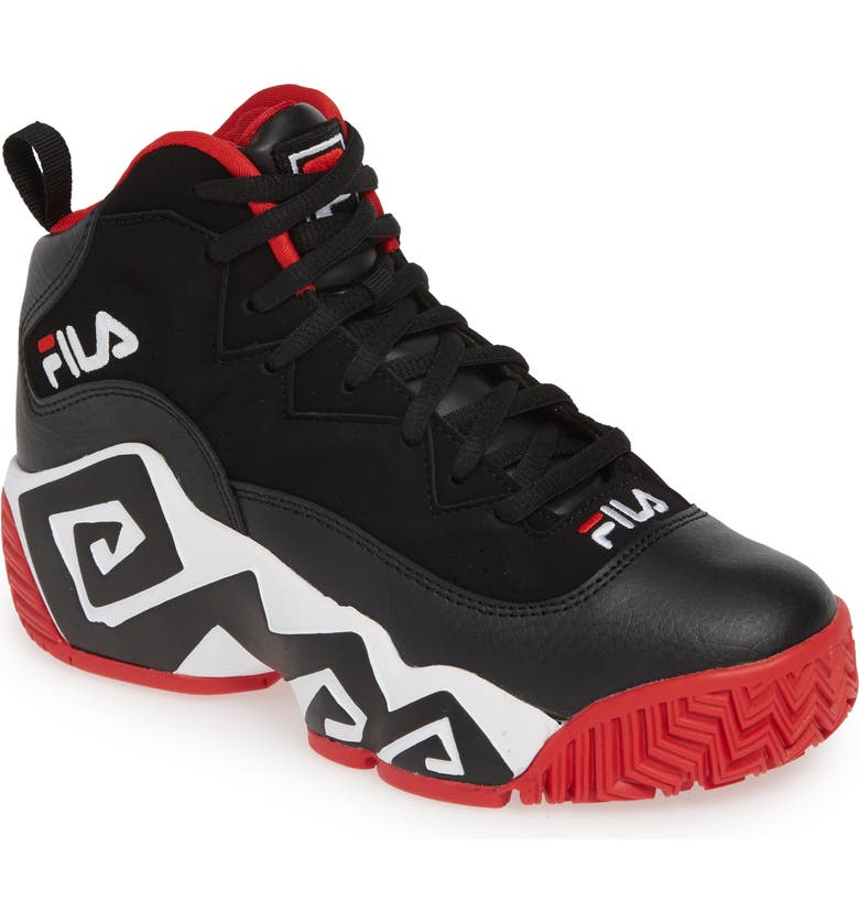 FILA MB High Top Sneaker, Main, color, 014