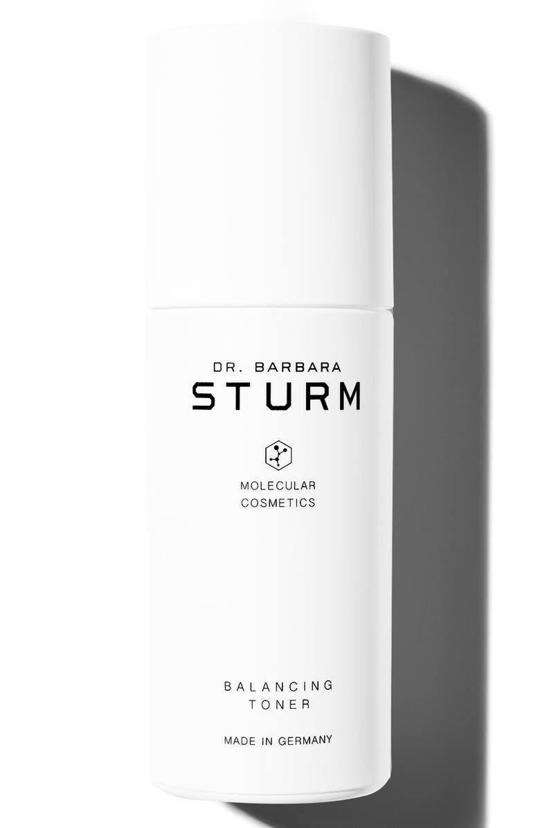 DR. BARBARA STURM Balancing Toner, Main, color, NO COLOR