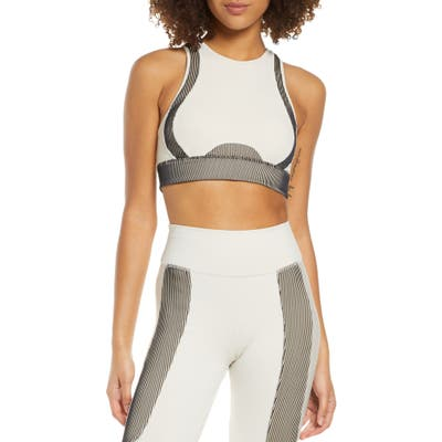 Alo Electric High Neck Sports Bra