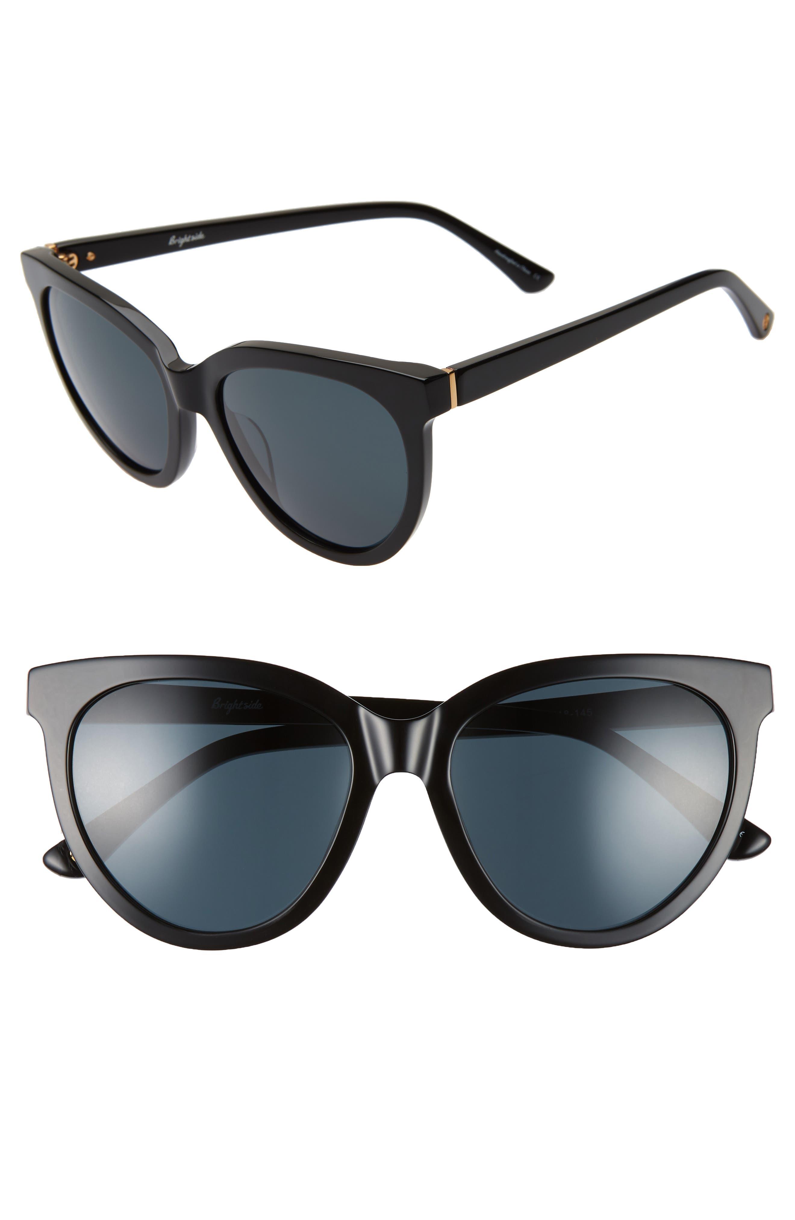 Beverly 55mm Cat Eye Sunglasses