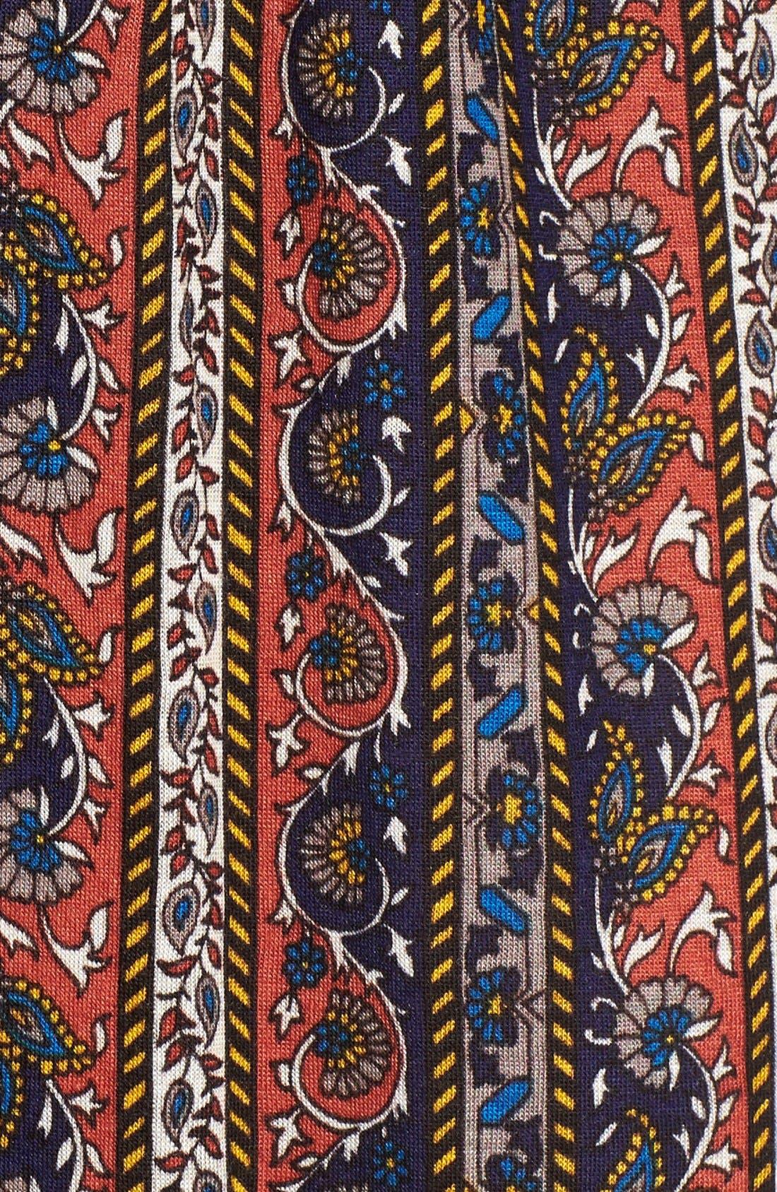 ,                             High Neck Maxi Dress,                             Alternate thumbnail 103, color,                             402