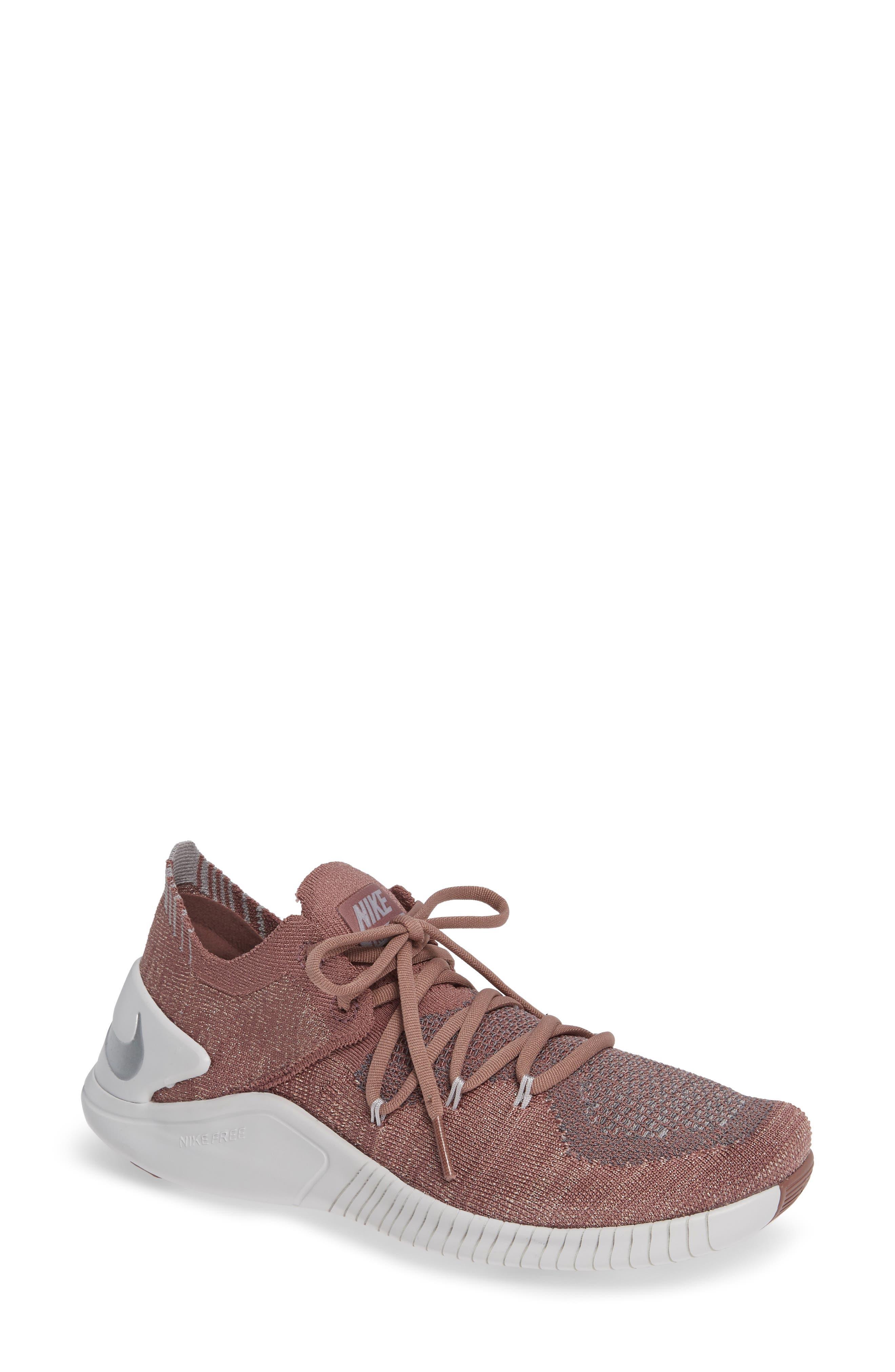 ,                             Free TR Flyknit 3 Training Shoe,                             Main thumbnail 78, color,                             650