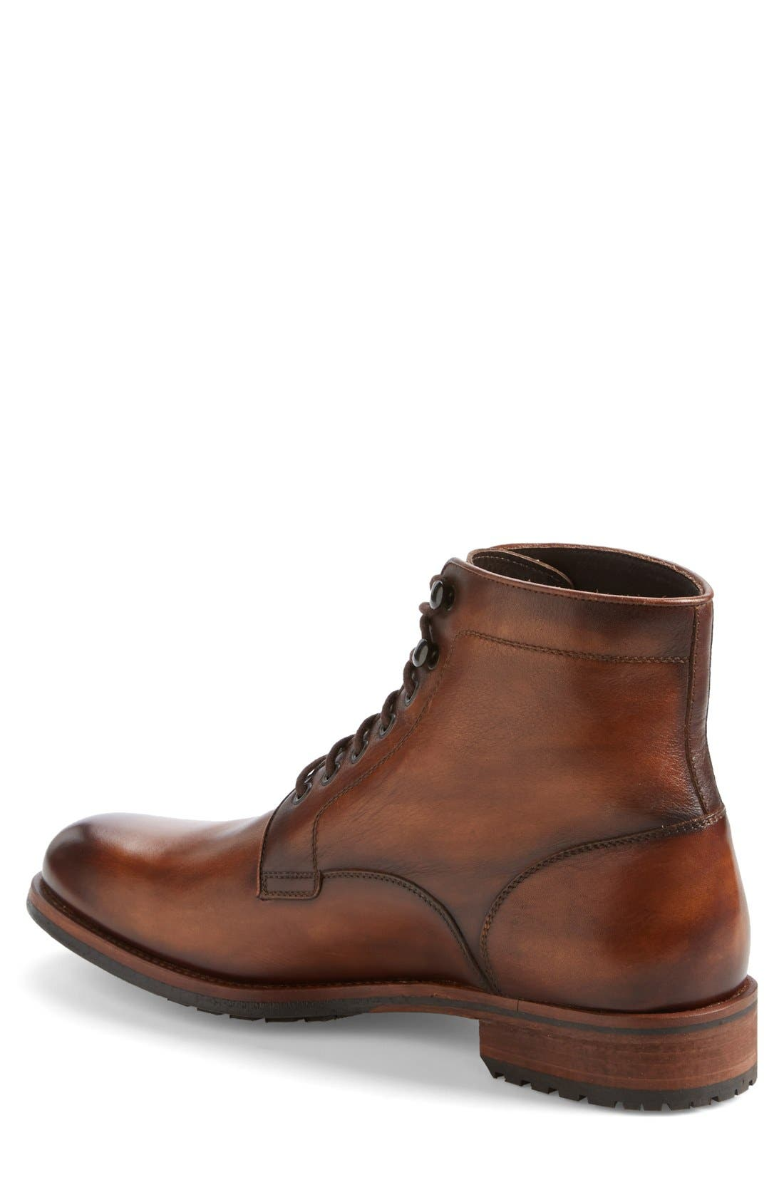 ,                             'Marcelo' Plain Toe Boot,                             Alternate thumbnail 16, color,                             210