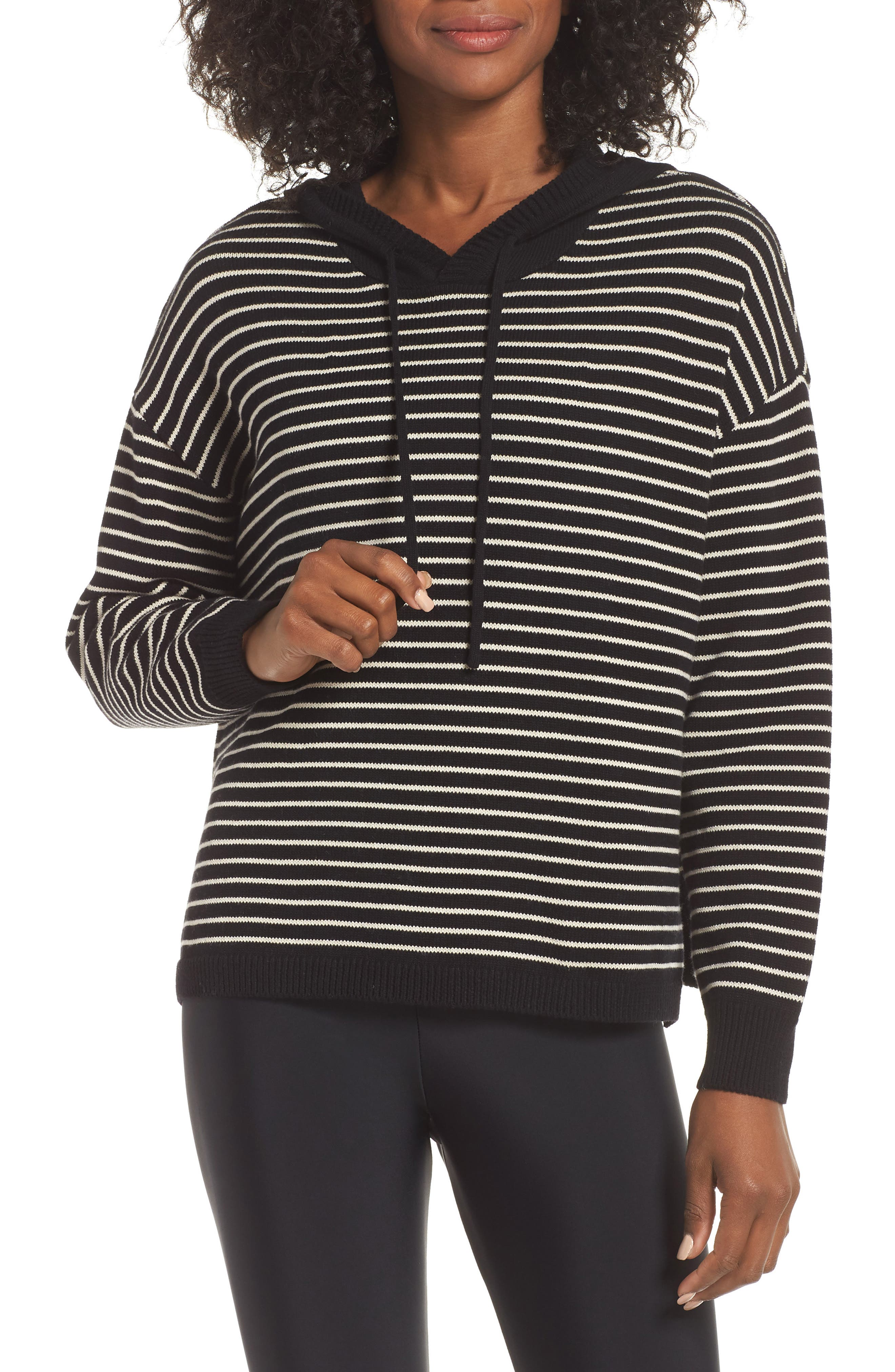 Onzie Womens Striped Hoodies
