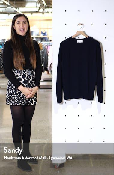 Raglan Sleeve Cashmere & Wool Sweater, sales video thumbnail