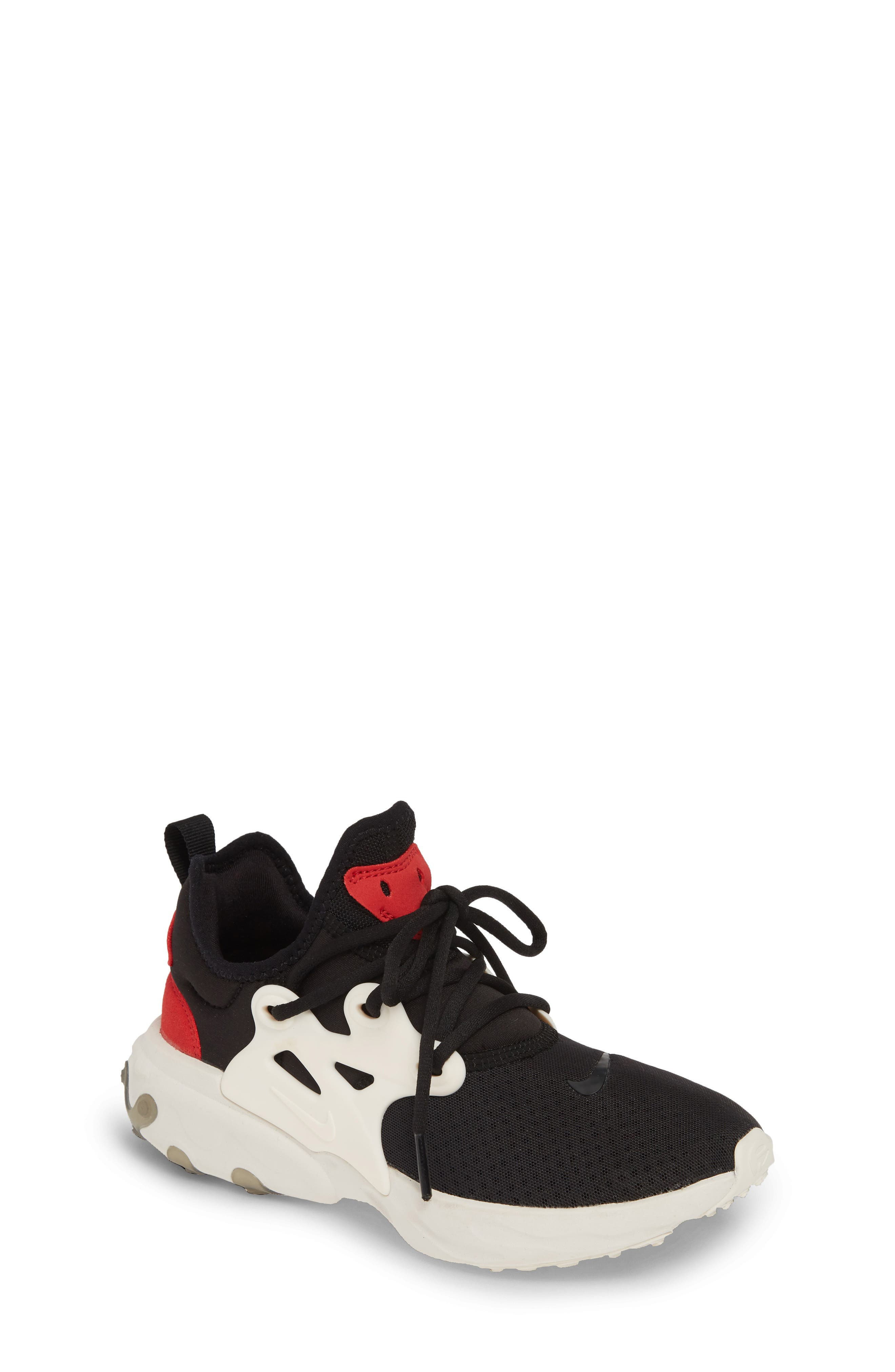 Toddler Nike Presto React Sneaker Size 115 M  Black